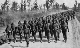 Fuerzas Armadas rusas  (Foto: George H. Mewes, free domain)