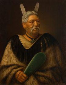 Gottfried Lindauer: Wahanui Reihana Te Huatare