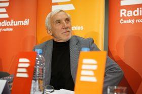 Иржи Ружичка, фото: Khalil Baalbaki, Чешское радио
