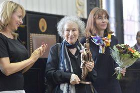 Margaret Atwood, foto: ČTK