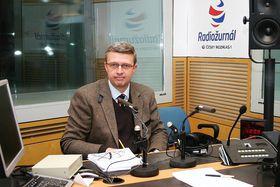 Karel Havlíček (Foto: Alžběta Švarcová, Archiv des Tschechischen Rundfunks)