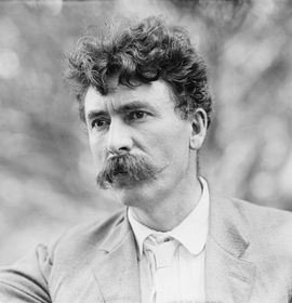 Ernest Thompson Seton, photo: Public Domain