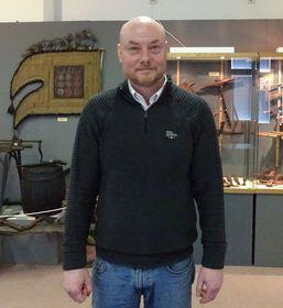Miroslav Kratochvíl, foto: Milena Štráfeldová