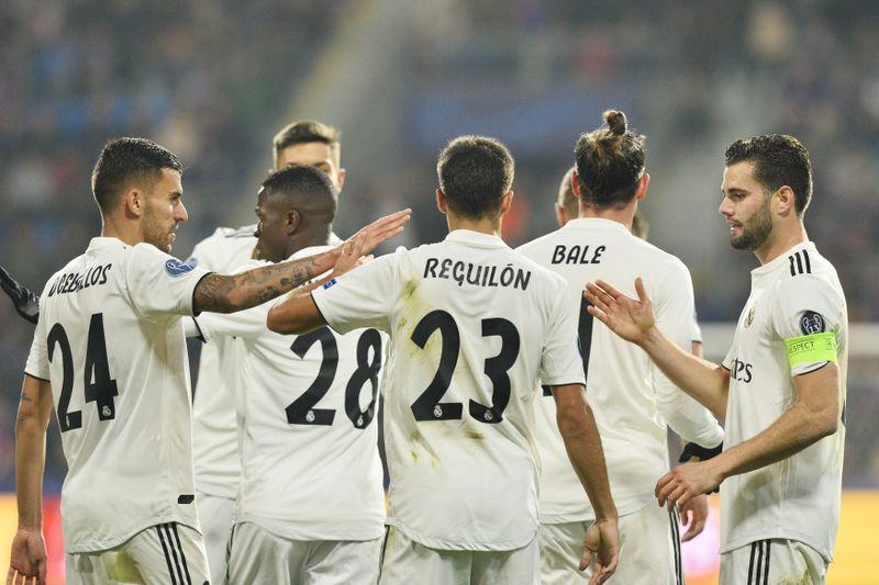 La contundente victoria del Real Madrid, foto: ČTK/Miroslav Chaloupka