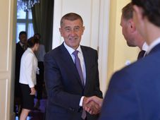 Andrej Babiš, photo: archive of Czech Government