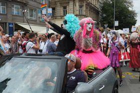 Prague Pride, photo: Petr Vilgus. CC BY-SA 4.0