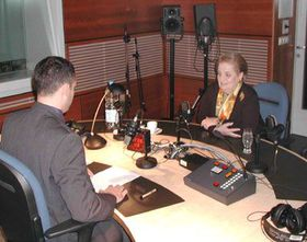 Interview with Madeleine Albright