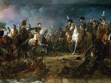 La bataille d'Austerlitz
