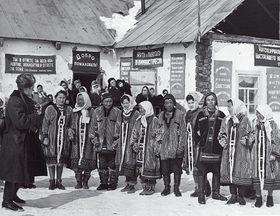 Zikmund und Hanzelka in der Sowjetunion (Foto: Archiv des Museums des südöstlichen Mährens in Zlín)