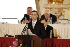 El diputado Martin Mejstřík (2008), foto: Khalil Baalbaki, ČRo