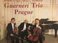 Trio Guarneri Prague, photo: Supraphon