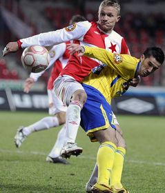 Slavia - Teplice, photo: CTK