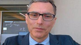 Czech biochemist Tomáš Cihlář, photo: ČT24
