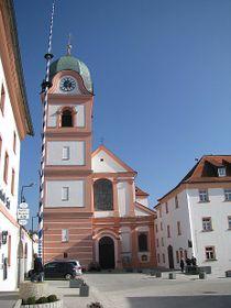Asamkirche in Rohr (Foto: Martina Schneibergová)