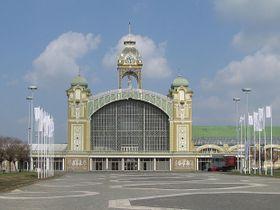 Industrial Palace at Výstaviště, photo: Jiří Němec