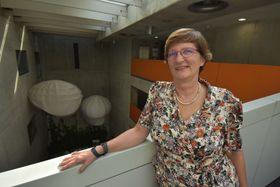 Carola Wastiaux, photo: Ondřej Tomšů