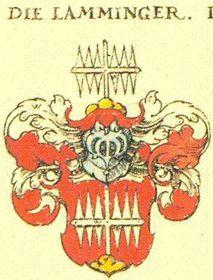 Wappen der Familie Laminger