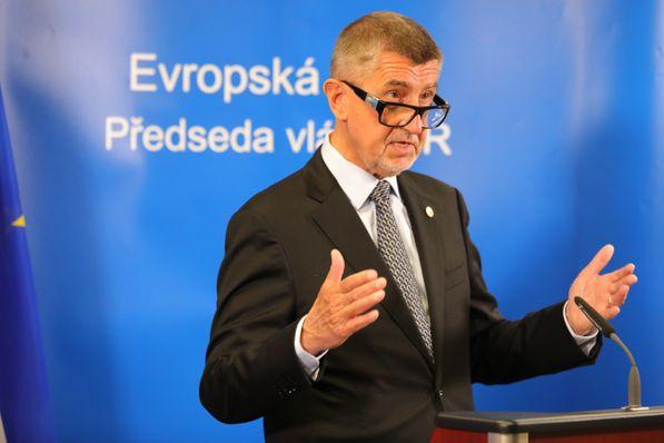 Andrej Babiš (Foto: ČTK / AP / Olivier Matthys)