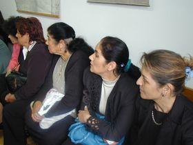 Цыганские женщины (Фото: Яна Шустова)