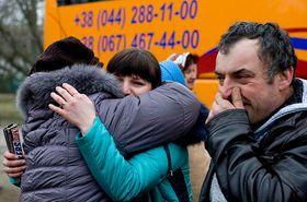 Прощание перед отъездом в Чешскую Республику, 2015 г., Фото: Филип Яндоурек, Чешское радио