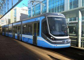 Straßenbahn vom Typ ForCity (Foto: Archiv Škoda Transportation)