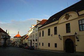 Hrzansky palac, photo: CTK