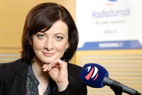 Veronika Sedláčková, photo: Khalil Baalbaki / Czech Radio