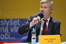 Petr Kajnar, photo: Tomáš Adamec, ČRo