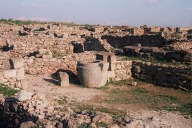 Ras Shamra (Ugarit), photo: LorisRomito, CC BY-SA 3.0