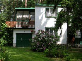 Hrabal's country home in Kersko, photo: archive of Radio Prague