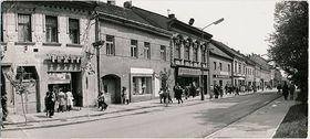 Poprad (Foto: Archiv des Museums des Tatravorlandes in Poprad)