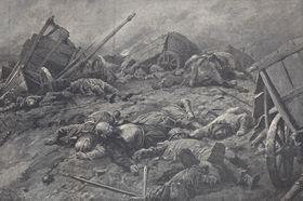 Bitva uLipan, zdroj: Wikimedia Commons, CC0