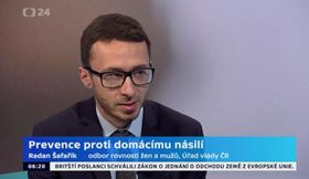 Radan Šafařík, foto: ČT