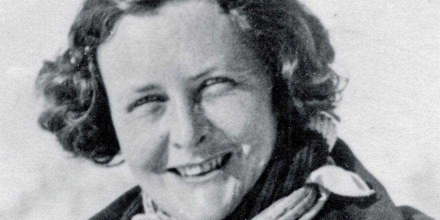 Doreen Warriner, photo: archive of Henry Warriner