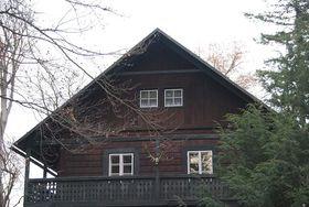 Tyrolský dům, foto: Richenza, CC BY-SA 3.0 Unported