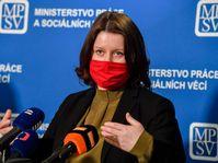 Jana Maláčová (Foto: ČTK / Vít Šimánek)