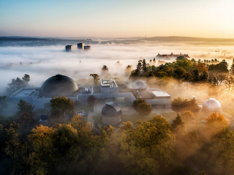 Photo: archive of Brno Observatory and Planetarium