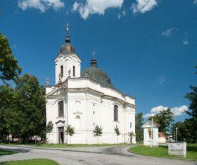 La iglesia de la Virgen María Dolorosa, photo: Jitka Erbenová, CC BY 3.0 Unported