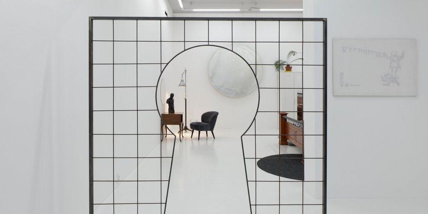 Rafani Art Apartment in the Heart of the City, photo: Site officiel de la galerie NoD