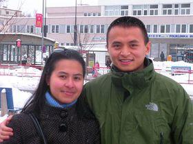 Khanh y su hermana Quynh