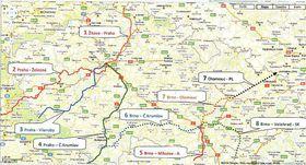 Rutas del Camino de Santiago en la República Checa, foto: Archivo de Nadace Partnerství