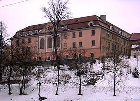 Palacio renacentista de los Zerotín