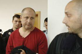 Ostravský soud poslal 4. srpna do vazby všech šest podezřelých zgangu kolem expolicistů zBrna, foto: ČTK