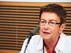 Йиржина Шиклова (Фото: Алжбета Шварцова, Чешское радио)
