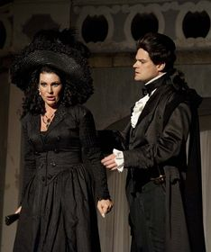 Elena Rossi dans la rôle de Donna Anna, photo: CTK