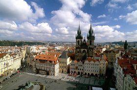 Староместская  площадь, фото:  Европейская комиссия