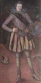 Svatební portrét Přemysla II. ze Žerotína