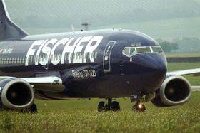 Fischer Air - Boeing 737-300, photo: CTK