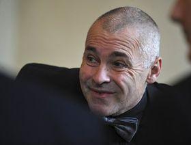 Předseda Českého volejbalového svazu (ČVS) Zdeněk Haník, foto: ČTK