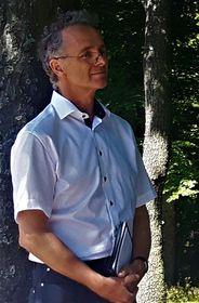 Dekan Dr. Volker Pröbstl (Foto: Maria Hammerich-Maier)
